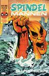 Cover for Spindelmannen (Semic, 1984 series) #10/1986
