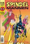 Cover for Spindelmannen (Semic, 1984 series) #3/1987