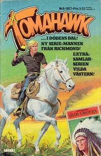 Cover Thumbnail for Tomahawk (Semic, 1976 series) #8/1977