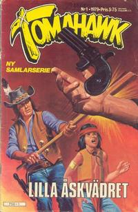 Cover Thumbnail for Tomahawk (Semic, 1976 series) #1/1979