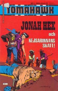 Cover Thumbnail for Tomahawk (Semic, 1982 series) #4/1984