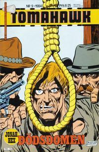 Cover Thumbnail for Tomahawk (Semic, 1982 series) #9/1984