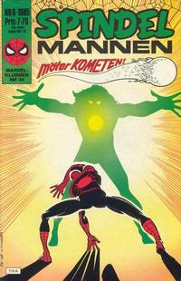 Cover Thumbnail for Spindelmannen (Semic, 1984 series) #6/1985
