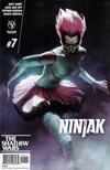 Cover for Ninjak (Valiant Entertainment, 2015 series) #7 [Cover B - Jelena Kevic Djurdjevic]