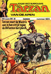 Cover for Tarzan Classics (Classics/Williams, 1965 series) #1224 [Herdruk 1973]