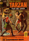 Cover for Tarzan Classics (Classics/Williams, 1965 series) #1255