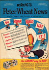Cover for Peter Wheat News (Peter Wheat Bread and Bakers Associates, 1948 series) #5