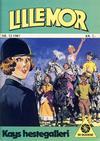Cover for Lillemor (Serieforlaget / Se-Bladene / Stabenfeldt, 1969 series) #12/1987