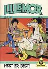 Cover for Lillemor (Serieforlaget / Se-Bladene / Stabenfeldt, 1969 series) #9/1987