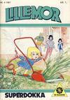 Cover for Lillemor (Serieforlaget / Se-Bladene / Stabenfeldt, 1969 series) #4/1987