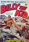 Cover for Billy the Kid Adventure Magazine (World Distributors, 1953 series) #25