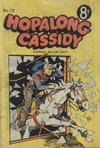 Cover for Hopalong Cassidy (Cleland, 1948 ? series) #70
