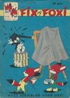 Cover for Fix og Foxi (Oddvar Larsen; Odvar Lamer, 1958 series) #1/1958