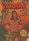 Cover for Yarmak Jungle King Comic (Young's Merchandising Company, 1949 series) #5