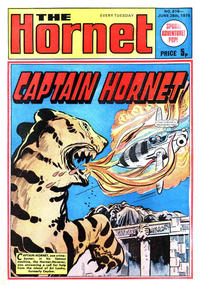 Cover Thumbnail for The Hornet (D.C. Thomson, 1963 series) #616