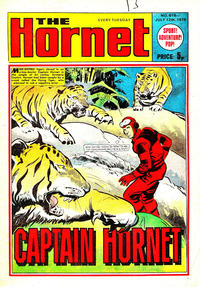 Cover Thumbnail for The Hornet (D.C. Thomson, 1963 series) #618