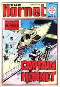 Cover Thumbnail for The Hornet (D.C. Thomson, 1963 series) #607
