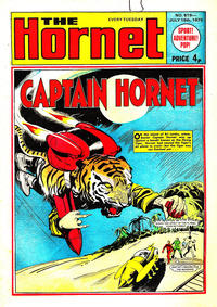 Cover Thumbnail for The Hornet (D.C. Thomson, 1963 series) #619