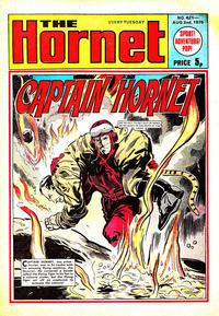 Cover Thumbnail for The Hornet (D.C. Thomson, 1963 series) #621