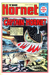 Cover Thumbnail for The Hornet (D.C. Thomson, 1963 series) #627
