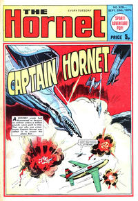 Cover Thumbnail for The Hornet (D.C. Thomson, 1963 series) #628