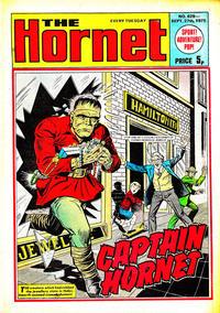 Cover Thumbnail for The Hornet (D.C. Thomson, 1963 series) #629
