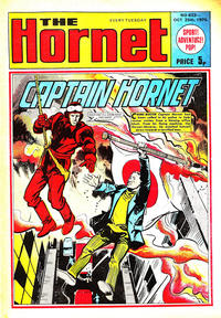 Cover Thumbnail for The Hornet (D.C. Thomson, 1963 series) #633