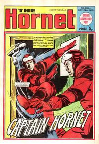 Cover Thumbnail for The Hornet (D.C. Thomson, 1963 series) #638