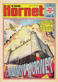 Cover Thumbnail for The Hornet (D.C. Thomson, 1963 series) #640