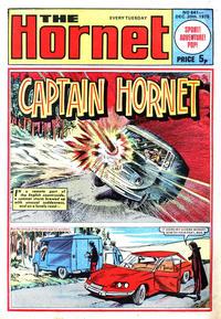 Cover Thumbnail for The Hornet (D.C. Thomson, 1963 series) #641