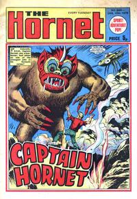 Cover Thumbnail for The Hornet (D.C. Thomson, 1963 series) #644