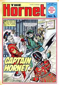 Cover Thumbnail for The Hornet (D.C. Thomson, 1963 series) #646