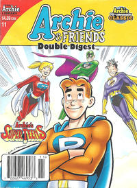 Cover Thumbnail for Archie & Friends Double Digest Magazine (Archie, 2011 series) #11 [Canadian Newsstand]