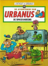 Cover Thumbnail for De avonturen van Urbanus (Standaard Uitgeverij, 1996 series) #144 - De spacevarkens