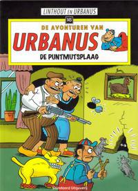 Cover Thumbnail for De avonturen van Urbanus (Standaard Uitgeverij, 1996 series) #145 - De puntmutsplaag