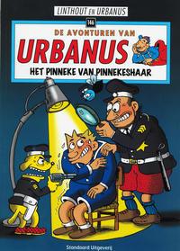 Cover Thumbnail for De avonturen van Urbanus (Standaard Uitgeverij, 1996 series) #146 - Het pinneke van pinnekeshaar
