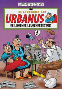 Cover Thumbnail for De avonturen van Urbanus (Standaard Uitgeverij, 1996 series) #153 - De liegende leugendetector