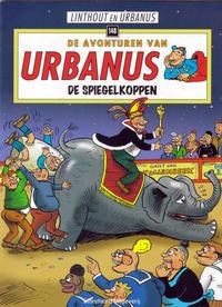 Cover Thumbnail for De avonturen van Urbanus (Standaard Uitgeverij, 1996 series) #148 - De spiegelkoppen