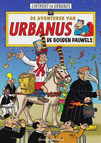 Cover Thumbnail for De avonturen van Urbanus (Standaard Uitgeverij, 1996 series) #152 - De gouden pauwels