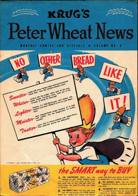 Cover Thumbnail for Peter Wheat News (Peter Wheat Bread and Bakers Associates, 1948 series) #5