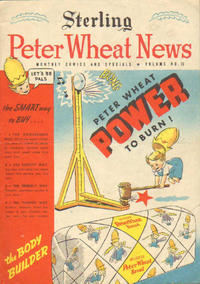 Cover Thumbnail for Peter Wheat News (Peter Wheat Bread and Bakers Associates, 1948 series) #13