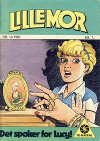 Cover Thumbnail for Lillemor (Serieforlaget / Se-Bladene / Stabenfeldt, 1969 series) #14/1987