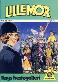 Cover Thumbnail for Lillemor (Serieforlaget / Se-Bladene / Stabenfeldt, 1969 series) #12/1987