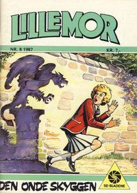 Cover Thumbnail for Lillemor (Serieforlaget / Se-Bladene / Stabenfeldt, 1969 series) #8/1987