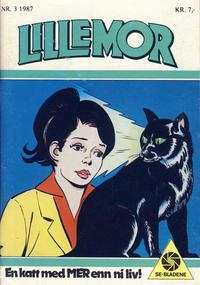 Cover Thumbnail for Lillemor (Serieforlaget / Se-Bladene / Stabenfeldt, 1969 series) #3/1987
