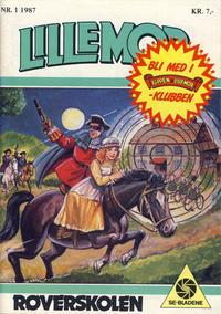 Cover Thumbnail for Lillemor (Serieforlaget / Se-Bladene / Stabenfeldt, 1969 series) #1/1987