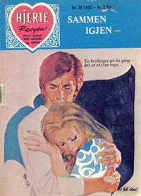 Cover Thumbnail for Hjerterevyen (Serieforlaget / Se-Bladene / Stabenfeldt, 1960 series) #38/1975