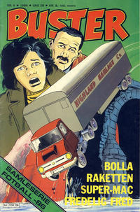 Cover Thumbnail for Buster (Semic, 1984 series) #6/1986