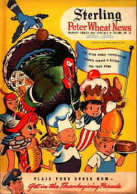 Cover Thumbnail for Peter Wheat News (Peter Wheat Bread and Bakers Associates, 1948 series) #32