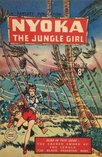 Cover Thumbnail for Nyoka the Jungle Girl (Cleland, 1949 series) #37